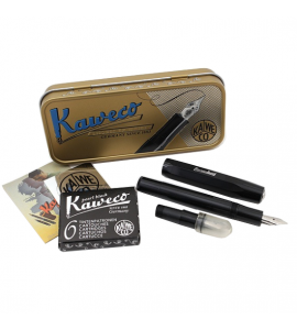 Kit Kaweco Black de Caligrafia