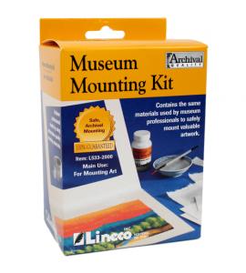 Kit Para Conservação Museum Lineco L533-2000