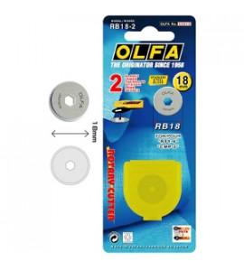Lâmina Para Compasso de Corte Olfa RB18-2