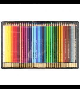 Lápis Aquarelável Koh-I-Noor Mondeluz 36 Cores
