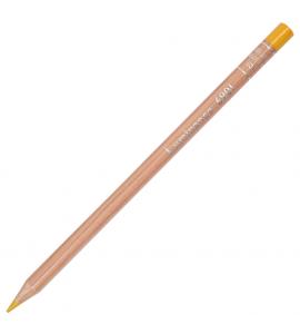 Lápis de Cor Luminance Caran d'Ache 034 Yellow Ochre