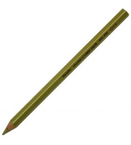 Lápis Jumbo Caran d'Ache Metálico Ouro