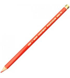 Lápis de Cor Polycolor 3800 48 Carmine Red