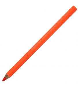 Lápis Jumbo Caran d'Ache Laranja Neon