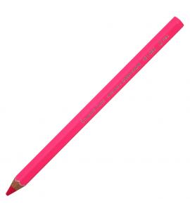 Lápis Jumbo Caran d'Ache Rosa Neon