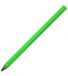 Lápis Jumbo Caran d'Ache Verde Neon