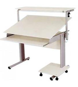 Mesa Para Desenho Trident PLUS 100AR 80x100cm
