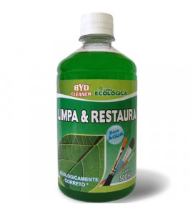 Byo Cleaner Limpa & Restaura 500ml