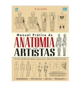 Manual Prático de Anatomia Para Artistas