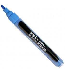 Marcador Paint Marker Liquitex Cerulean Blue Hue 470 4mm