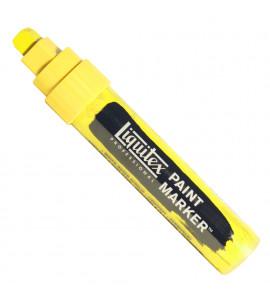Marcador Liquitex Paint Marker 15mm Yellow Medium Azo