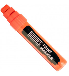 Marcador Liquitex Paint Marker 15mm Cadmium Red Light Hue