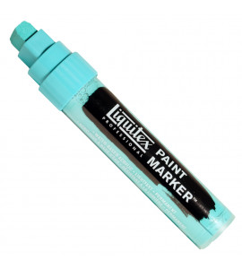 Marcador Liquitex Paint Marker 15mm Bright Aqua Green