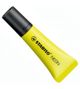 Caneta Marca Texto Stabilo Neon Amarelo