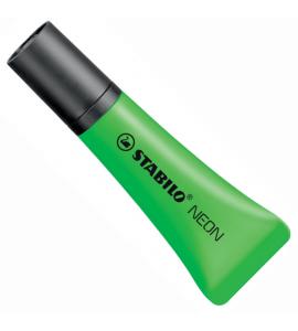 Caneta Marca Texto Stabilo Neon Verde