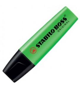 Caneta Marca Texto Stabilo Boss Verde Claro 33