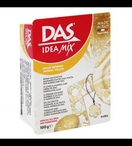 Pasta de Modelar DAS Idea Mix 100g Imperial Yellow