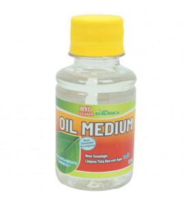 Medium Byo Cleaner Para Tinta Óleo 100ml