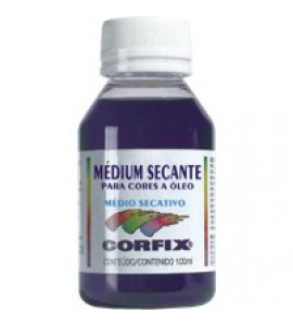 Médium Secante Corfix 100ml