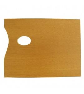 Paleta Para Pintura Grande 31X40cm Trident