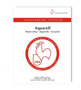 Papel Para Aquarela Edição Aniversário Hahnemühle 24x32cm
