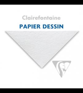 Papel Para Desenho Clairefontaine Dessin 50x65cm 224g/m²