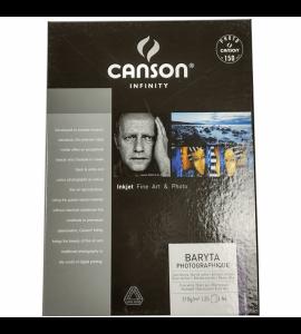 Papel Impressão Photographique Baryta 310g/m² A4 25 Folhas