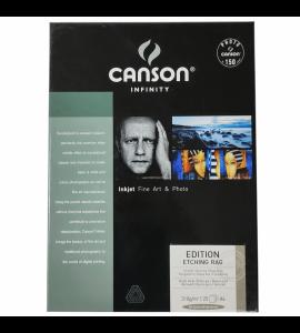 Papel Impressão Fine Art Edition Etching Rag 310 g/m² A4 25 Fls