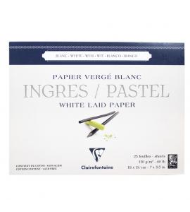 Bloco Papel Para Pastel Ingres Clairefontaine 18X24cm