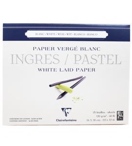 Bloco Papel Para Pastel Ingres Clairefontaine 24x30cm