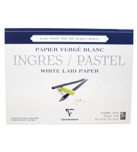 Bloco Papel Para Pastel Ingres Clairefontaine 30x40cm