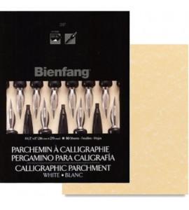 Papel Para Caligrafia Bienfang Pergaminho Ouro