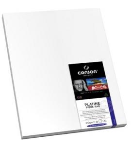 Papel Impressão Platine Fibre Art Rag 310g/m² A4 25 Folhas