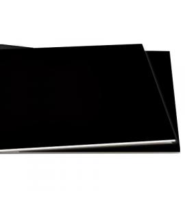 Papel Para Passepartout Preto 80x100cm