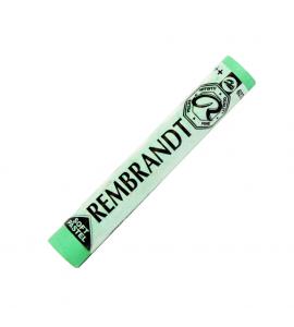 Pastel Seco Rembrandt Talens 627.8 Cinnabar Green Deep
