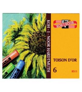 Pastel Seco Toison D'or 006 Cores