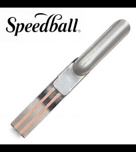 Pena Para Caligrafia Speedball 1/4 Pôster