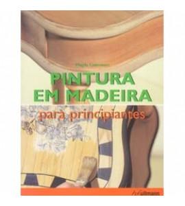 Pintura em Madeira Para Principiantes