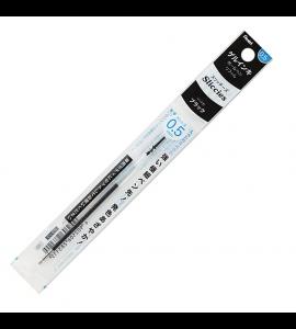 Refil P/ Caneta IPlus Pentel Sliccies Preta 0.5 mm