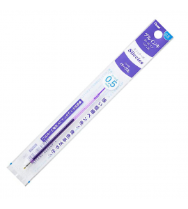 Refil P/ Caneta IPlus Pentel Sliccies Violeta 0.5 mm