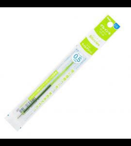 Refil P/ Caneta IPlus Pentel Sliccies Verde Claro 0.5 mm