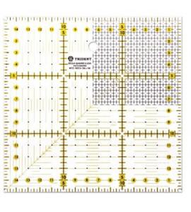 Régua Para Patchwork Quadriculada 150x150