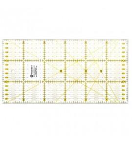 Régua Para Patchwork Quadriculada 150x300