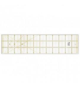 Régua Para Patchwork Quadriculada 150x600