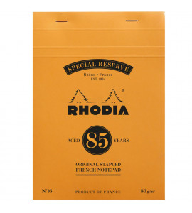 Bloco de Notas Rhodia Ed. Reservada 85 Anos