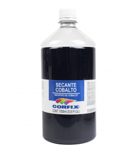 Secante de Cobalto Corfix 1000ml, Secante de Cobalto 500ml Corfix, comprar secante de cobalto, secante de cobalto onde comprar, valor do secante de cobalto, preço de secante de cobalto, secante de cobalto preço, preço de secante de cobalto, Secante de Cob