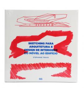 Sketching Para Arquitetura e Design de Interiores do Móvel ao Ed