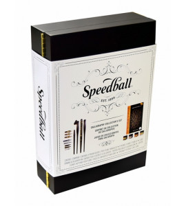 Kit de Caligrafia Colecionador Speedball