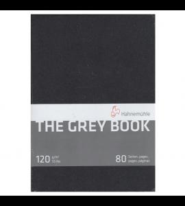 Bloco De Papel Para Desenho The Grey Book A4 Hahnemühle