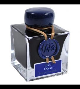 Tinta Para Caneta Tinteiro 1670 50ml Bleu Ocean Herbin